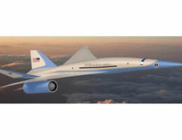 The U.S. Air Force Wants A Supersonic Air Force One