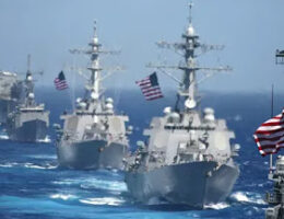The U.S. Navy Now Wants 534 Ships In Its Fleet