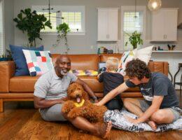 The Ugandan man adopting children in the US
