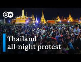 Thousands Protest In Thailand Demanding Reform