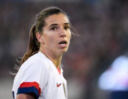 Tobin Heath and Christen Press: Manchester United sign World Cup-winning United States international duo