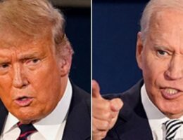 Trump, Biden get nasty in first presidential debate