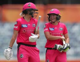 Trying to make cricket a 'normal thing for young girls to do'