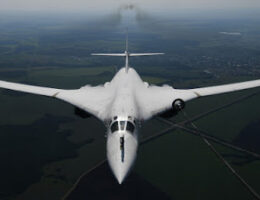 Two Russian Tu-160 Strategic Bombers Set A New World Record For Range And Duration Of Non-Stop Flight