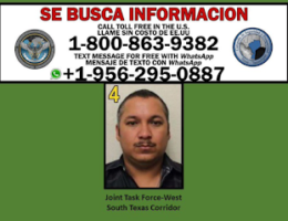 U.S. and Mexican authorities collaborate to find Gulf Cartel faction boss 'El Vaquero'