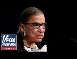 U.S. Supreme Court Justice Ruth Bader Ginsburg Dead At 87 From Cancer
