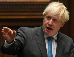 UK bids to reassure over N.Ireland after Biden warning