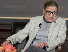 United States Supreme Court Justice Ginsburg dies at 87
