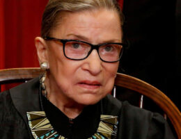 United States Supreme Court Justice Ruth Bader Ginsburg dies at 87