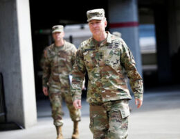 US Army Chief Says Military Leaders Only Recommend Combat As Last Resort
