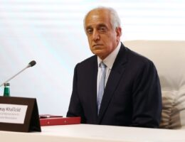 US envoy Khalilzad: Now Afghans cannot blame the United States