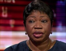 US sanctions Gambia's ICC chief prosecutor