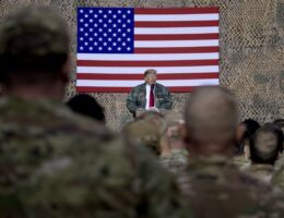 Veterans are divided about reports Trump disparaged military