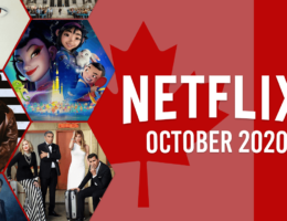 What's Coming to Netflix Canada in October 2020