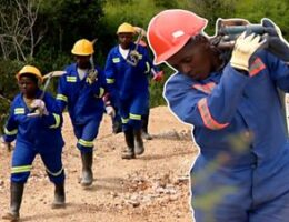 Zimbabwe: Africa's first mine where workforce is made up entirely of women