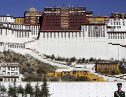 15 Percent Of Tibet's Population Has Been Transferred To Chinese Internment Camps