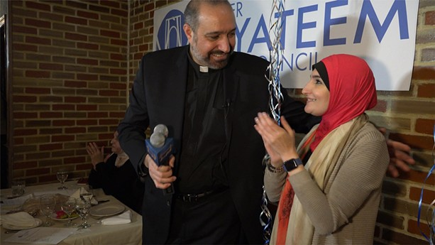 """A scene from the documentary """"Brooklyn, Inshallah,"""" screening as part of this year's online edition of the Witness Palestine film series. - PHOTO PROVIDED"""