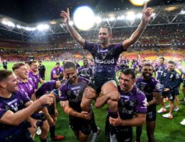 A 2020 farewell for Cameron Smith is shaping up too perfectly to turn down