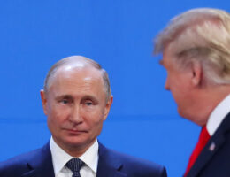 A U.S. - Russia Nuclear Arms Agreement Before The Election?