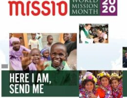 "AMERICA/UNITED STATES - World Mission Sunday 2020: ""Mission can help us face the challenges of today"""