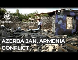 Armenia - Azerbaijan War News Updates -- October 1, 2020