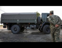 Armenia - Azerbaijan War News Updates -- October 3, 2020