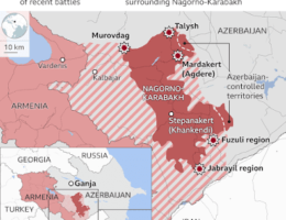 Armenia - Azerbaijan War News Updates -- October 4-5, 2020