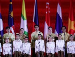 ASEAN stress-tested by big power rivalry