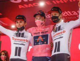Australia Jai Hindley falls just 39 seconds short of Giro d'Italia victory