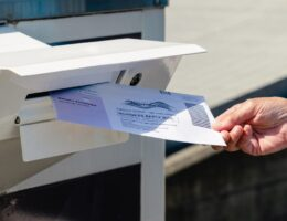 Ballots stolen from mailboxes, discarded on roadsides in Washington town