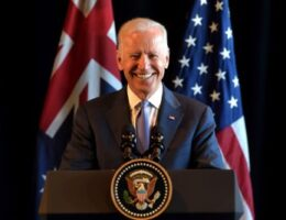Biden would likely apply the heat on Canberra