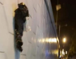 Body hanged from Celaya Guanajuato bridge