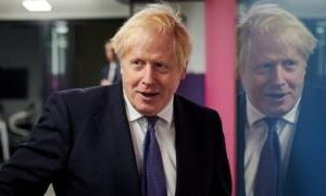 Boris Johnson will pledge £160m for offshore wind power