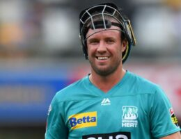 Brisbane Heat lose AB de Villiers for BBL as South African great puts family first