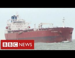British Special Forces Storm Oil Tanker Off Isle of Wight To End 'Suspected Hijacking'