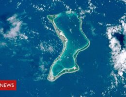 Chagos Islands dispute: Mauritius calls US and UK 'hypocrites'