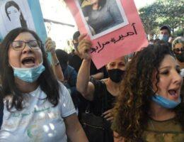 Chaïma: Algeria women protest over teen's rape and murder