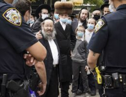Court allows NY virus restrictions ahead of Jewish holidays