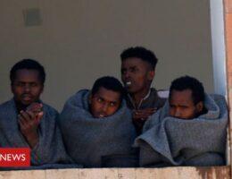 Deaths at Saudi detention centre for Ethiopians - report