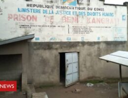 DR Congo jail break: 'Islamist ADF rebels' free 1,300 inmates