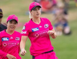 Ellyse Perry says life in the WBBL's biosecurity bubble is not sustainable long term