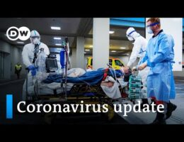 Europe's Second Covid-19 Coronavirus Wave Keeps Rising As The Continent Lockdowns