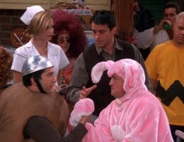 Every 'Friends' Halloween and Thanksgiving Episode on Netflix in 2020