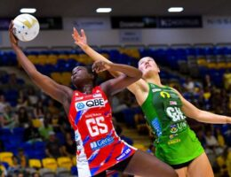 Fever beat reigning champion Swifts in Super Netball minor semi-final