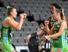 Fever coach Stacey Marinkovich ignores critics ahead of Super Netball grand final