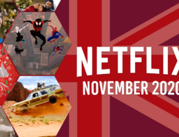 First Look at What's Coming to Netflix UK in November 2020
