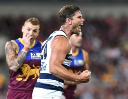 Forget the past and ignore the future, Geelong's time is now