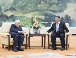 Former U.S. Secretary of State Henry Kissinger Warns U.S. And China Must Set Limits To Avoid A Blowup