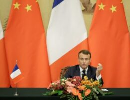 France's incoherent China policy confuses partners
