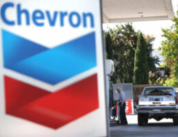 "Gas Giant Chevron Has Become The New ""Jackie Robinson"" For The Middle East"